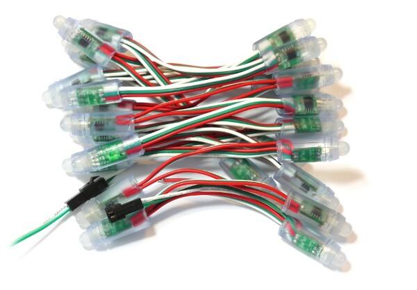 Ws on Rgb Led Strip Wiring Diagram