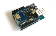 Arduino Ethernet and SD card shield (WIZnet W5100)