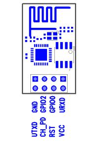 ESP8266 WiFi Module - Espruino