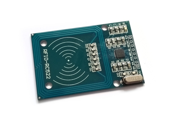MFRC522 NFC/RFID module - Espruino