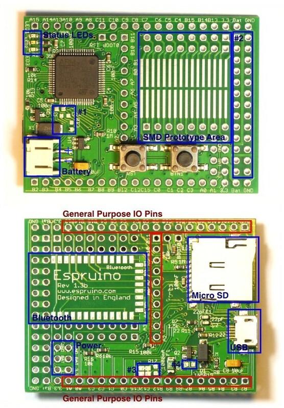 SeeedStudio Espruino Board v1.4