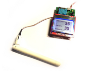 WiFi Xively Humidity/Temperature Sensor with Display